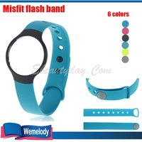 band misfits - Smart Wrist band plastic Replace Belt Strap misfit flash Bracelet Replacement Band Accessories not for misfit shine size
