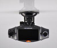 Wholesale car dvd New Inch Degree R310 Dual Lens GPS Mini Car dvr Camera Cam Video Recorder Night Vision Dash Cam G senso M320