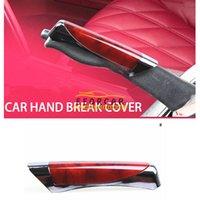 Wholesale Auto Cover Handbrake Decorative Cover Personalized Car Modified Carbon Fiber Handbrake Fit for Most of Car