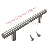 bar hinges - The Best Price Top Quality Lighweight Stainless Steel Bar Pulls Cabinet Hardware Drawer Knobs Pulls Hinges cm Hot Sale