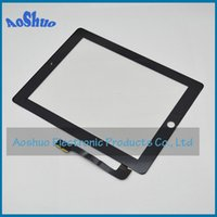 Wholesale For iPad Touch Digitizer Glass Screen