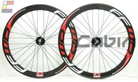 Wholesale track bike mm Clincher Carbon wheels with F5T painting fixed gear wheels C wheelset fixie bike