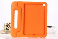 10.1 tablet case - EVA Kids Cover Thick Foam Shock Proof Soft Handle Stand Case For Samsung Galaxy Tab inch Tablet