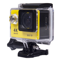 Wholesale Ultra HD K P M WiFi Sport Action Camera Diving Waterproof DV Helmet Video Camcorder SJ8000 Plus