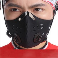 Wholesale Windproof Winter Face Mask Sports Summer Cycling Motorcycle Carbon Protective Filter Thermal Masks