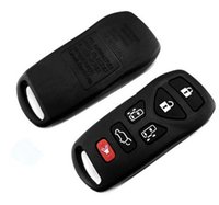 altima keyless entry - Replacement Case Remote Key Shell For Nissan Quest keyless Entry Button