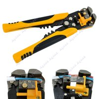 Wholesale Automatic Wire Stripper Crimping Pliers Multifunctional Terminal Tool TK0742
