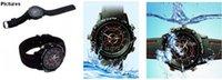 Nuevo 2015 HD impermeable reloj cámara espía MINI reloj DV DVR seguridad videocámara oculto camcorder webcam soporte tiempo 8GB