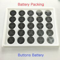 cr2032 button battery - Button batteries CR2032 toys battery watch battery DL2032 battery cell Button batteries CR2032 for computer motherboard