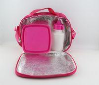 Wholesale Hoot sales Sale Frozen Movie Children Lunch Bag Children s Preschool Bags Kids Shopping Bags Present Child Infant Handbag