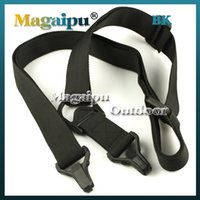 gun - ms slings Durable rifle sling Gun Sling Fits All Guns for Military Hunting and Airsoft Also can hang telescope kettle camera