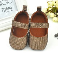 Wholesale New Baby Shoes Colors Sequins Soft Bottom Baby Girl Shoes First Walkers cm cm cm