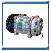Wholesale Sanden H15 ac compressor for Agco Massey Ferguson M91 M1