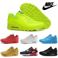 women rubber flat shoes - Nike Air Max Independence Day American Flag Running Shoes For Women New Cheap Brands Trainers Womens Sports Shoes