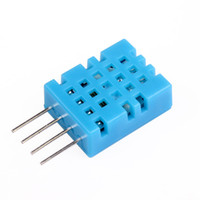 Wholesale 5pcs Hot Sale DHT11 Digital Temperature and Humidity Sensor DHT11 For Arduino Raspberry Pi temperature Sensor
