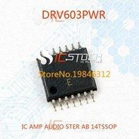 ab logic - DRV603PWR IC AMP AUDIO STER AB TSSOP DRV603