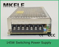 amplifier output power - fast shipping w v single output smps W S A mingwei switching power supply amplifier CE approved