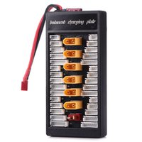 Wholesale Parallel Charging Board Balance T Plug For Lipo S S XT60 Battery Charger Line For RC Helicopter Toys Battery Charging Safety