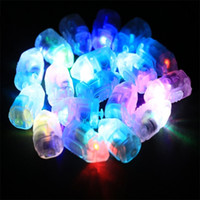 Cheap 100 Pcs Lot Mini LED Balloons Light Lamp For Paper Lantern Balloons Christmas Party Birthday Decoration