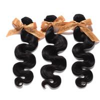 Wholesale Mocha Brazilian Body Wave Hair Extension quot quot