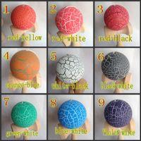 educational games for children - Crack Paint Kendama Ball Skillful Juggling Game Ball Japanese Traditional Toy Balls Educational Toys For Adult Gift For Children