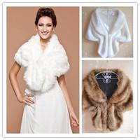 Wholesale women faux fur Vests coat rex rabbit fur Wedding Bridal shawl wrap cape jacket waistcoat for ladies Elegant celebrity evening wear colors