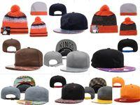 Wholesale 2016 high quality Broncos Beanie spring Autumn Winter Beanie Men Women Wool Beanies Pom Headgear Headdress Head Warmer