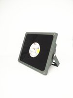 ac search - Good price CE RoHS FCC approved square LED flood light search light Full watt chip thick lamp shell
