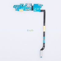 Wholesale Dock Connector Charger Flex Cable Micro USB Charging Port Flex Cable for Samsung Galaxy S4 i545 R970 M919 Ribbon Flex