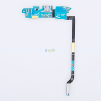 Wholesale S4 M919 i545 R970 Dock Connector Charger Flex Cable Micro USB Charging Port Flex Cable for Samsung Galaxy S4 i545 S4 R970 M919 Ribbon Flex