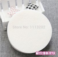 advanced powder - Best salling Facial puff Round cosmetic puff beauty puff wash face powder puff Advanced environmental protection
