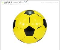Wholesale C121 cartoon inflatable beach ball exercise ball inflatable football inflatable toys for children