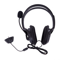 Wholesale Premium Microphone Headset for Xbox Wireless Controller Deluxe Black