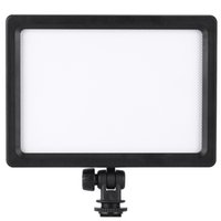 Wholesale Mettle Vpad Bead LED Video Light Ultra Thin K K Adjustable Color Temperature Illumination Panel Lamp for Canon Nikon D3220