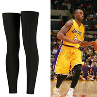 Wholesale professional football basketball tights Leggings Leggings slip breathable sports jacket leg extended care newsale0035