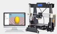 Wholesale Quality High Precision Reprap Prusa i3 DIY d Printer kit with GB SD card and LCD