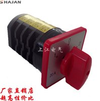Wholesale Manufacturers for home HZ5 M08T zero position in the middle of two speed motor combination switch