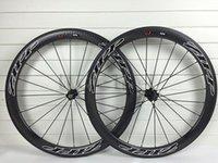 zipp - Dimple Surface Road Bike mm ZIPP Carbon Wheels complete Carbon fiber Wheelset matte mat Carbon wheels clincher Carbono Wheels
