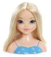 hair mousse - Moxie Girlz Magic Hair Salon Torso girl hair mousse hair models cm