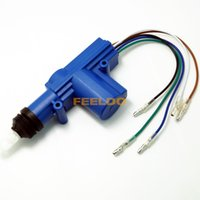 Wholesale 5 Wire for Car Central Lock System Single Gun Central Door Lock Actuator Motor long service life