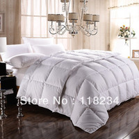 Wholesale Luxurious and Natural Comfort Soft White duck Down Alternative Duvet Insert