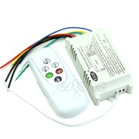 Wholesale L1094 Ways ON OFF V Digital Remote Control Switch Controller For Light Lamp