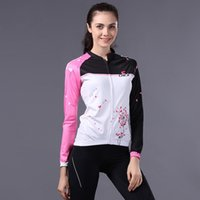 benefit blue - 2015 AAA Top Quality Benefit Dandelion Black Pink Plus White Color Designed Long Sleeve Suncare Sports Suits For Women Free Ship