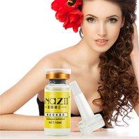 Wholesale 10ml Pure Original liquid Anti Aging Hyaluronic Acid Original liquid Freckle Firming Skin Pores Collagen Moisturizing Essence