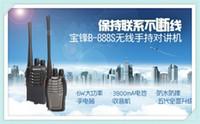 best intercom - New walkie talkie two way radio baofeng uv r portable radio with antenna best mobile radio system intercom interphone