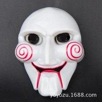 Wholesale SAW Mask Christmas Masks Masquerade Party Mask Carnival Masks