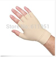 aching hands - New hot sale Arthritis Gloves Carpal Hand Ache Pain Rheumatoid THERAPY Health Care