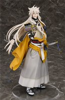 anime products online - Anime Touken Ranbu Online kogitsunemaru Fox Ball Scale PVC Figure Collectible Model Toy cm KT1835