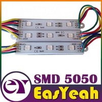 Wholesale RGB Led Modules W LEDs High Power V Led Lights Modules Waterproof Backlight For Channel Letter
