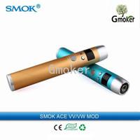 smoktech sid - Original Smok SID VV VW MOD Smok ACE VV VW Mod with LCD Display Variable Voltage Smoktech SID Mod Fit RBC GBC EBC vivi nova
